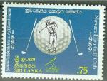 1989 The 100th Anniversary of Nuwara Eliya Golf Club – 8 December – 0.75 Rupee