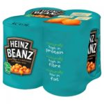 Heinz Baked Beans in Tomato Sauce 415 g (Pack of 4)