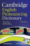 Cambridge English Pronouncing Dictionary 18th Ed With CD