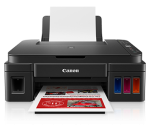 Canon Pixma G3010 Refillable Ink Tank Wireless All-In-One For High Volume Printer