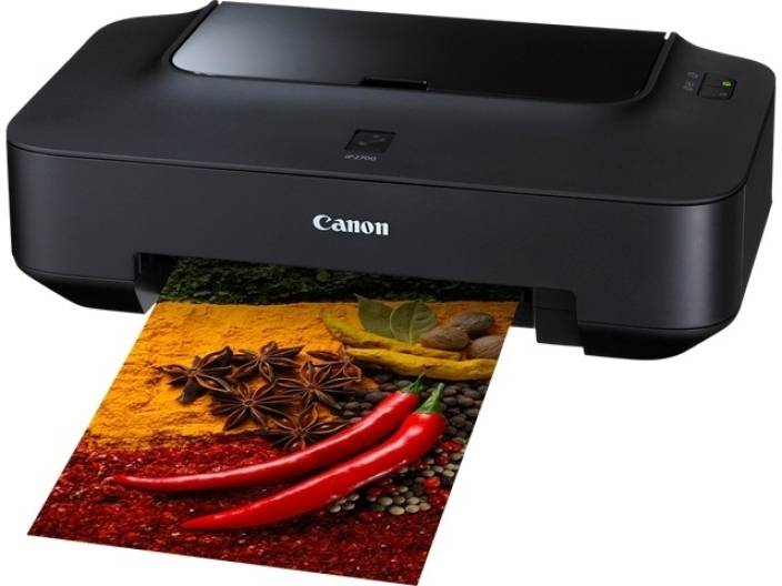 Canon PIXMA iP2770 Single Function Inkjet Printer - Jungle lk