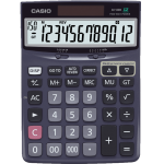 Casio DJ-120D Desktop Business Calculator Black – 12 Digits