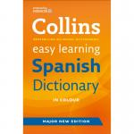 Collins Easy Learning Spanish Dictionary In Colour