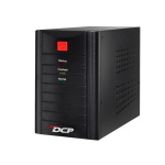 DCP UPS Backup 1200VA 230V AVR With Universal And IEC Sockets