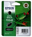 Epson Original Ink Matte Black Ultra Chrome Hi-Gloss For Stylus Photo R800/1800 – T0548