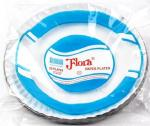 Flora 9 Inch Disposable Paper Plates 25 pack