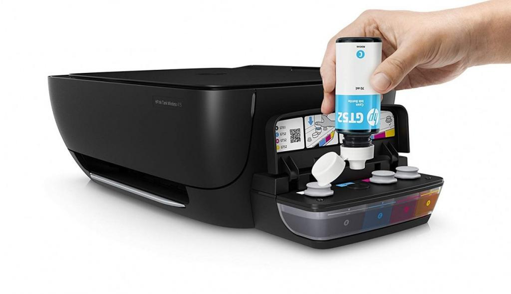 HP Ink Tank Wireless 415 Photo And Document All In One