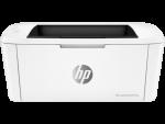 HP LaserJet Pro M15w Black And White Wireless Printer
