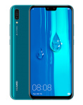 Huawei Y9 2019 6.5in 64Gb 4 AI Camera Mobile Phone – Sapphire Blue