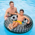 Intex Summer Inflatable Float Monster Truck Swimming Pool Rings Tube – 56268