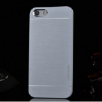 Iphone 5 Metal Cover Silver