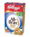 Kellogg's All Bran Wheat Flakes 425g