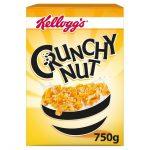 Kelloggs Crunchy Nut Corn Flakes 750g