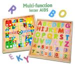 Multifunctional Preschool Learning Kit – Alphabet, Numerics and Symbols