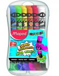 Maped Color Peps Super Pigmented Water Colour Tube Paints – 12 x 12 ml