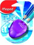 Maped I-Gloo 2 Hole Sharpener – Assorted Colors – Blister Pack