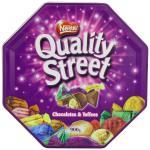 Nestle Quality Street Chocolates Tin – 900g