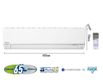 Panasonic 18000BTU Premium Single Split Inverter Air Conditioner CS-S18RKH (CU-S18RKH)
