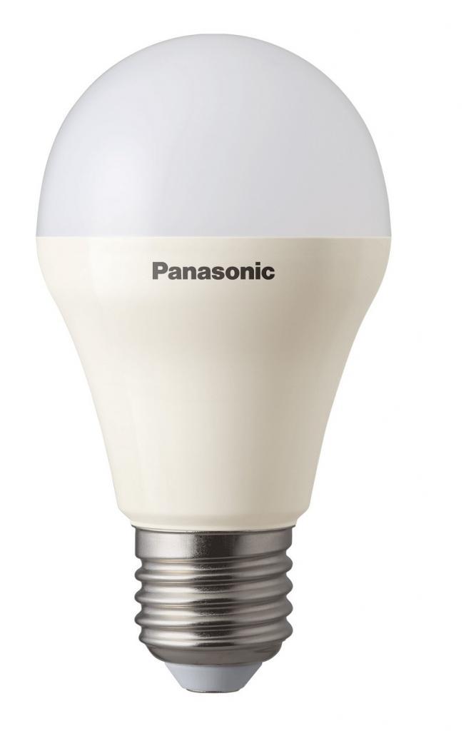 Led Daylight Bulb: Panasonic LED Bulb E27 9 Watt (Cool Daylight)
