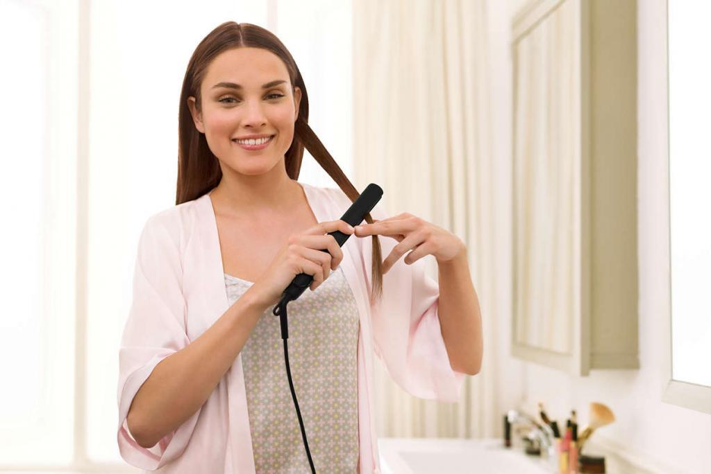 ... Philips Selfie Hair Straightener – HP8302/00. 🔍. 17%