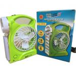 Rechargeable Fan With LED Lamp LL-5570