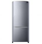 Samsung 192L Single Door Inverter Refrigerator Electric Silver RR20M111ZSE