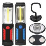 Self Standing Magnetic Rechargeable LED Torch USB