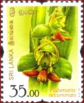 Sri Lanka 2016-10-07 Flowers Of Sri Lanka – Habenaria Accuminata Stamp – Rs 35.00
