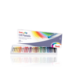 Pentel Arts Oil Pastels 25 Color Set – PHN-25