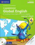Cambridge Global English Stage 4 Learner's Book with Audio CD – Jane Boylan