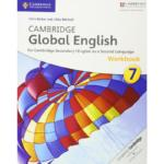 Cambridge Global English Stage 7 Workbook By Chris Barker, Libby Mitchell
