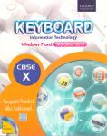 Keyboard Information Technology Windows 7 and MS Office 2013 Class – 10 Book by Sangeeta Panchal