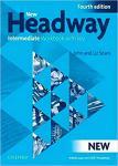 New Headway: Workbook (With Key) Intermediate level Paperback – Liz Soars