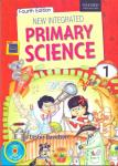 Oxford New Integrated Primary Science Class 1 Book by Lester Davidson