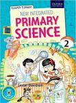 Oxford New Integrated Primary Science Class 2 Book by Lester Davidson