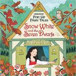 Snow White And The Seven Dwarfs (Pop-up Fairy Tales) Board book – Brown Watson