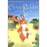 Usborne First Reading Level 2 Clever Rabbit & the Wolves – Susanna Davidson