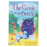Usborne First Reading Level 2 Genie in the Bottle – Rosie Dickins