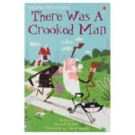 Usborne First Reading Level 2 There Was a Crooked Man – Russell Punter