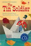 Usborne First Reading : The Tin Soldier – Level 4 Book by Russell Punter