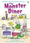 Usborne Very First Reading: Book 13 – The Monster Diner – Mairi Mackinnon