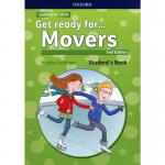 Get Ready for Movers Students Book By Kirstie Grainger