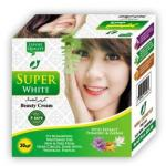Super White Beauty Cream With Tumeric & Zafran