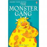 Usbone Young Reading : The Monster Gang By Gill Harvey
