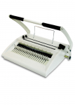 Plastic, Comb & Wire Book Binding Machine – ST800