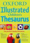 Oxford Illustrated Children's Thesaurus Book