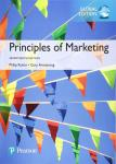Principles of Marketing Global Edition Book by Philip T. Kotler