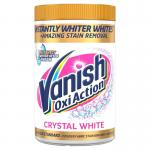 Vanish Gold Oxi Action Fabric Stain Remover Powder Whites – 1.5kg