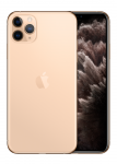 Apple Iphone 11 Pro Max Gold Color with 256GB, 4GB RAM