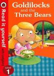 Read It Yourself with Ladybird Level 1 – Goldilocks and the Three Bears Story Book